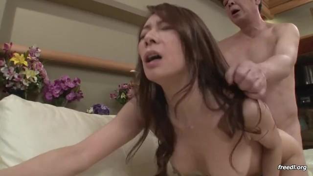 【五十路】完熟生保レディ中出しセールステクニック!