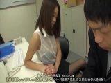 熟女OLがオフィスで激エロな高速腰使い披露して我慢できずに暴発して顔射!