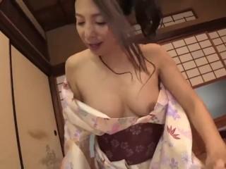 【一条綺美香】極上美人女将が淫らにもてなす温泉旅館 その7